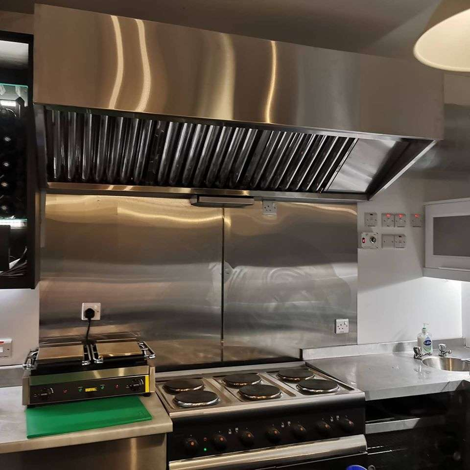 Kitchen Extractor Canopy Hood Maghera Northern Ireland