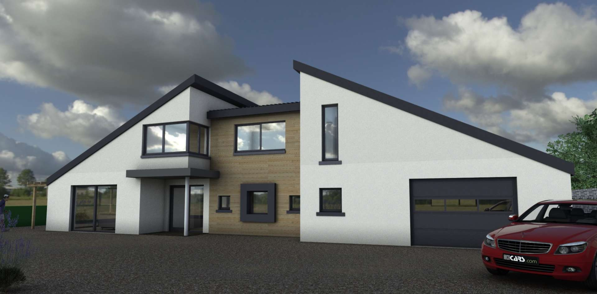 Eco Friendly House Design Monaghan Ireland